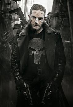 Tom Hardy would make a great Punisher