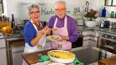 Martina und Moritz bereiten Kartoffelpüree zu | Bildquelle: wdr