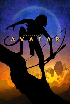 Avatar. Beautiful concept art. Beautiful film.