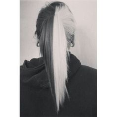 I absolutely love this. Im always wanting blonde and/or brown in my hair and instead of dying it all the time i could just do this.