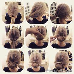 Adım adım anlatımlı, birbirinden şık, her daim tüm davetlerde kullanabileceğiniz, evinizde kendiniz yapabileceğiniz saç modellerini sizin için seçtik.
