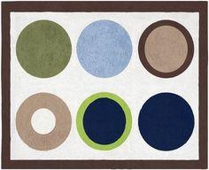Designer Dot Modern Accent Floor Rug by Sweet Jojo Design... https://www.amazon.com/dp/B00ZVFL49K/ref=cm_sw_r_pi_dp_YZ-Cxb1TE5X9P