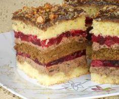 Polish Recipes, Polish Food, Tiramisu, Baking Recipes, Fondant, Recipies, Cheesecake, Food And Drink, Sweets