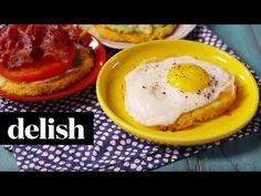 Best Cauliflower Toast Recipe - How to Make Cauliflower Toast