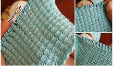 ŞİŞ İLE ÖRÜLEN EN KOLAY ÖRGÜ ÇOCUK BOLERO (RESİMLİ ANLATIMLI) | Nazarca.com Baby Mermaid, Kare Kare, Blanket, Tejidos, Blankets, Comforter, Quilt