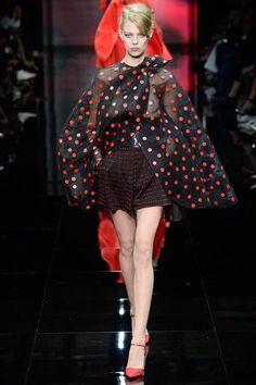 Giorgio Armani Privé, couture autumn/winter 2014