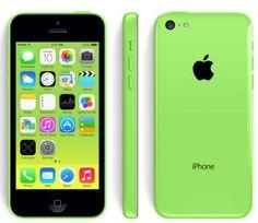 Unlocked Green Apple iPhone 5C 16GB Smartphone GSM Worldwide 3G/4G LTE USCN | eBay