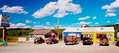 Two Sisters Cafe -  Babb, Montana