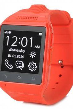 (IMPORTED) AS9 Smart Watch Phone (Red) #onlineshop #onlineshopping #lazadaphilippines #lazada #zaloraphilippines #zalora