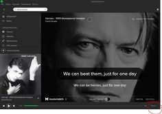 Spotify Lyrics / the best online tool since Google Docs