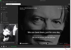 Spotify Lyrics / the best online tool since Google Docs