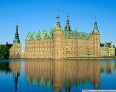 Дания, Замок Frederiksborg