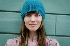 Moonstone Hat from Sweet Shop Patterns by YarnFunSweetShop on Etsy