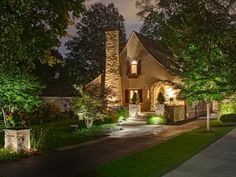 Outdoor Lighting Randomly Spread On The Yard Gr Of Playing Lights In Great Pinterest Yards And