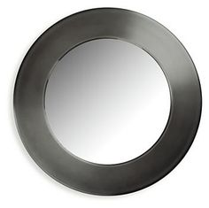 Bella Round Mirror from room and board
