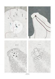 Maya Brahms Koch - Arkitektskolen Aarhus Architecture is really a Pricey Segment! Architecture Mapping, Plans Architecture, Romanesque Architecture, Cultural Architecture, Architecture Graphics, Classic Architecture, Architecture Drawings, School Architecture, Architecture Design