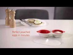 Eitjes pocheren in een handomdraai met de Joseph Joseph Egg Poacher | FoodiesFavorites.com