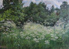 Medow-Flowers In Full Bloom - German Tatarinov