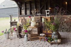Country, Rustic Wedding Ideas – A Styled Shoot by Cotton Candy Weddings
