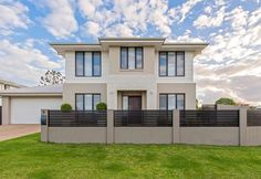 Explore our gallery of residential and commercial wall & fences. Boundary walls, front walls, retaining walls, premium fencing, noise barriers & more! Building Front, Acoustic Wall, Retaining Wall, Modular Walls, Wall, Residential, Front Fence, Wall Systems, Boundary Walls