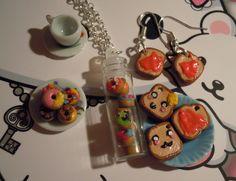 La mia pagina mostra il mio hobby:creare a mano bijoux e altro con le paste polimeriche.  http://www.facebook.com/fimocreativity84