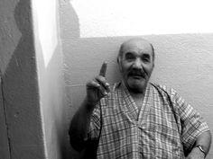 """Saadi Aissa, quelques années avant sa mort... Chapitre 17 """"Papy Aissa le magnifique..."""" Il est temps à présent de vous parler d'un tout autre profil d'Algérien, qui aura lui aussi profondément influencé mon attachement aux valeurs d'une écologie algérienne..."""