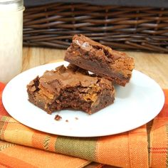 Sweet Pea's Kitchen » Reese's Peanut Butter Cup Brownies