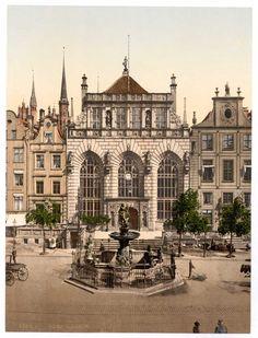 danzig 1900 | Photos Danzig 1890 - 1900
