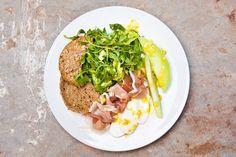 Αυτές είναι οι καλοκαιρινές σαλάτες που θέλουμε να απολαμβάνουμε κάθε μέρα | Food | Ladylike.gr Tacos, Mexican, Ethnic Recipes, Food, Meals, Yemek, Eten