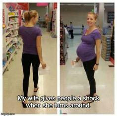 Pregnancy scare