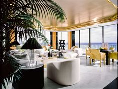See Angelo Donghia's Dashing Designs Photos | Architectural Digest