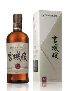 Whisky MIYAGIKYO 12 ans 45% - Maison du Whisky