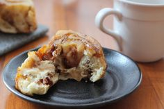 Apple Butter Sticky Buns :: Inquiring Chef