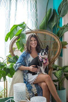 Kristen's Palm Beach-Inspired Home In Burbank — House Tour