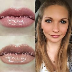 1x PC, 1x PR, 1x PC. #lipsense #combo #graphics #lipsensecolors #senegence #makeup #lips #kiss