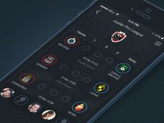 This is our new project and it helps to make bids on the football match results in Belgium and to bet with your firends. The app will be soon available for download.  SEE MORE ON BEHANCE and see at...