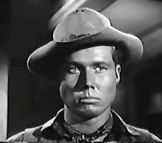 From the tv show Colt 45 from the episode Gallows at Granite Gab. His role is the outlaw The Comanche Kid. John Smith Actor, Colt 45, Best Actor, A Good Man, Athlete, Tv Shows, Bob, Gallows, Slim