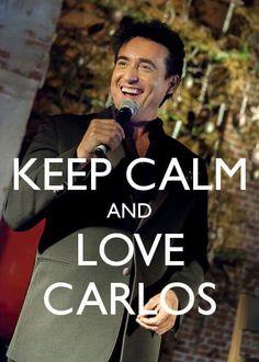 Carlos Marin of Il Divo