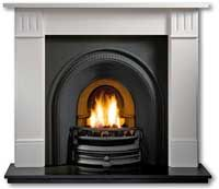 The Tradition Fireplace Insert