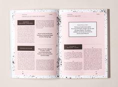 Hang konsten lagt Book ○ Studio: Snask ○ Location: Sweden ○ Client: Karolina Modig ↪