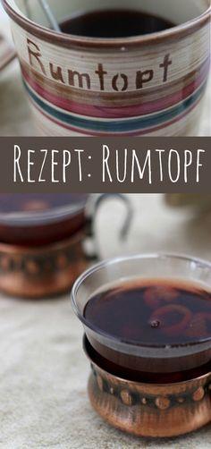 Rezept: Rumtopf mit saisonalen Früchten - Auf meinem Blog findest du das Grundrezept sowie genaue Mengenangaben. Mit einem Rumtopf kannst du deine Früchte wunderbar haltbar machen. https://www.the-inspiring-life.com/2017/01/rezept-rumtopf.html