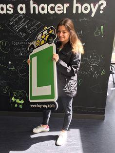 ELSA BALSELLS!!! #hoyvoy #autoescuela #santcugat
