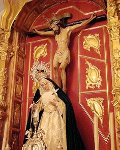 Vía Crucis en Mairena