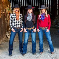 Sexy Cowgirls Beautiful,You can find Cowgirl costume and more on our website. Sexy Cowgirl Outfits, Western Outfits Women, Rodeo Outfits, Cow Girl Outfits, Cowgirl Fashion, Western Dresses, Country Style Outfits, Country Fashion, Estilo Country