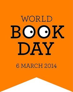 Happy World Book Day 2014 to our friends in the UK and Ireland!