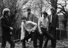 1965, In Stanhope Gardens London. Pink Floyd Music,