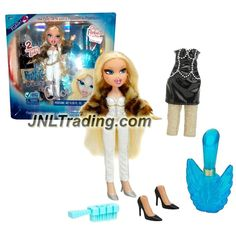 Product Features - Includes: CLOE with 2 Sets of Outfit, Blue Hairbrush and Fragrance Exclusively Designed By Cloe For You - Doll measured approximately 10 inch tall - For age 6 and up Product Descrip