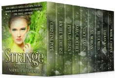 Strange: Not your Normal Paranormal ebook