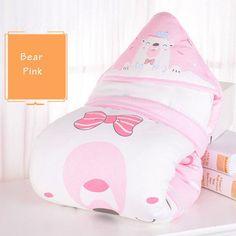 Multifunctional Baby Bedding Blanket Swaddle Boy Girl Sleep Bedding Fit Seat Pushchair Baby Receiving Blankets 50X0009