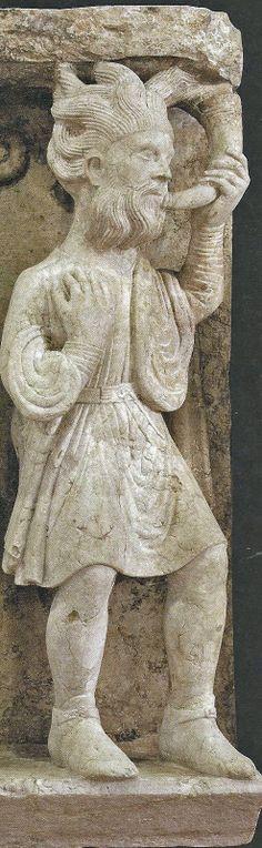 senza dedica: Il calendario di pietra: marzo